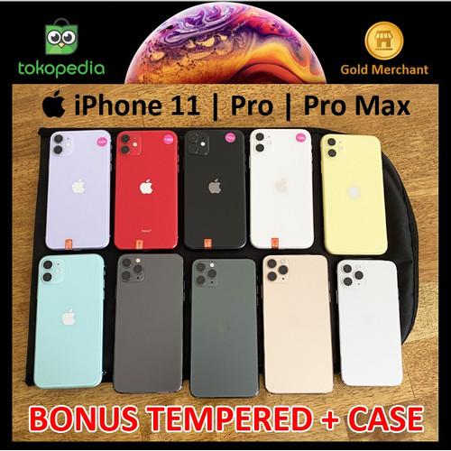 Foto Produk iPhone 11   Pro   Pro Max 64gb 128gb 256gb 512gb Bekas Fullset Second - 11, 64GB dari Big Berry Cellular