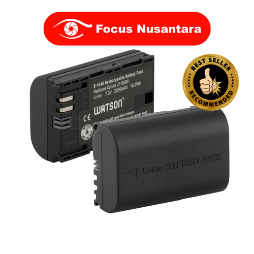 Foto Produk CANON Battery Pack LP-E6NH dari Focus Nusantara