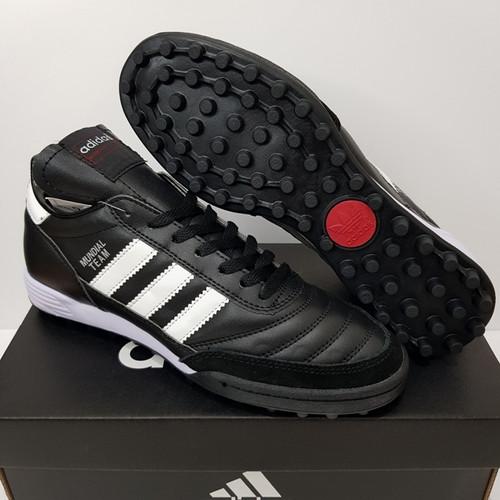 Foto Produk Sepatu Futsal Adidas Copa Mundial Team Astro Black White - TURF dari Cross Sport