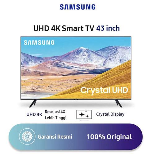 "Foto Produk Samsung UHD 4K Smart TV 43"" TU8000 - UA43TU8000 dari Scholars"