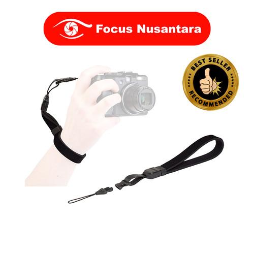 Foto Produk OPTECH Camera Strap QD (Black) The Cam Strap™ - QD is the perfect so dari Focus Nusantara