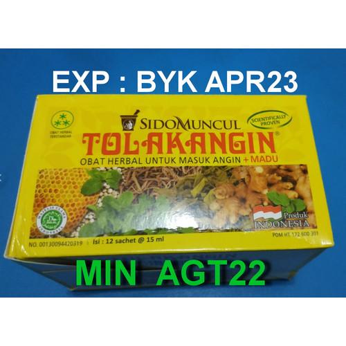 Foto Produk Tolak Angin Cair 12 sachet x 15 ml dari TOKO AUM