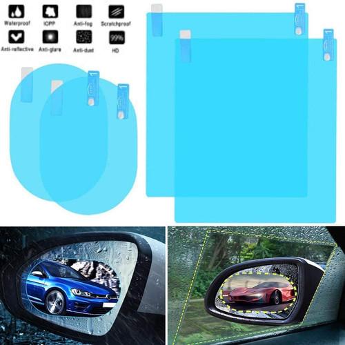 Foto Produk AntiFog Embun Besar Kaca Spion & Jendela Mobil Sticker Anti Fog Hujan - Spion 9.5x13.5 dari Gentleman Car