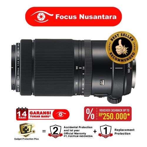 Foto Produk FUJINON GF100-200mm f/5.6 R LM OIS WR dari Focus Nusantara