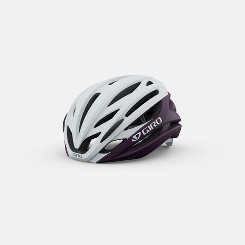 Foto Produk Helm Sepeda GIRO SEYEN Women Series MIPS - Mat White Urcin, S dari Build a Bike Online