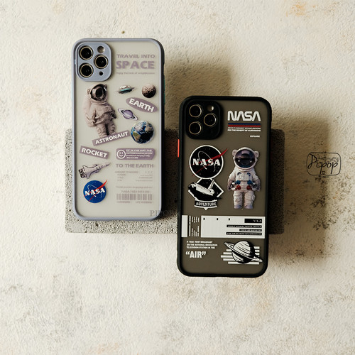 Foto Produk NASA LC OPPO A5 2020 A5S A3S A7 A52 A92 A33 A53 A31 Reno 4F A15 A1K F9 - NSL LILAC, F9/A5S/A7/A12 dari Pipop Case