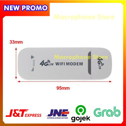 Foto Produk Modem USB 4G All Operator Murah Bisa untuk WIFI - Modem Saja dari Primalangga Store