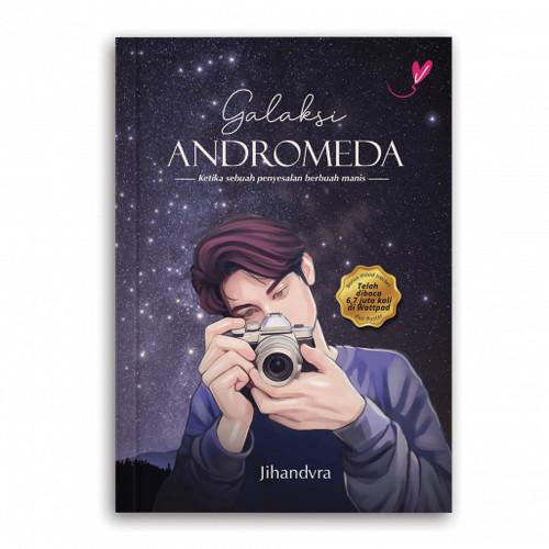 Foto Produk Galaxy Andromeda dari Renebook Turos