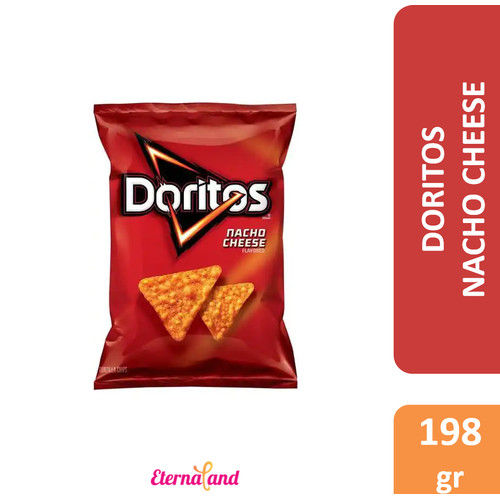 Foto Produk Doritos Snack impor amerika - Nacho Cheese dari Eternaland