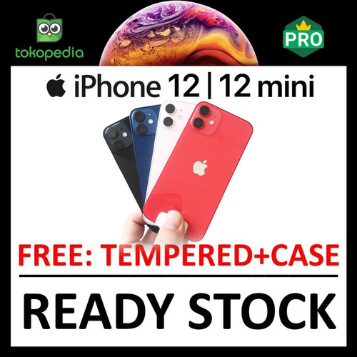 Foto Produk iPhone 12 / 12 Mini 64GB 128GB 256GB Bekas Mulus Fullset Ori - iPhone 12, 64GB dari Big Berry Cellular