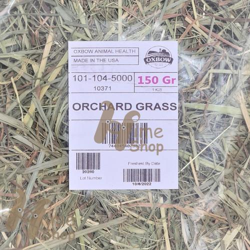 Foto Produk Oxbow Orchard Grass 150gr Rumput Kelinci Marmut Chinchilla Hamster - EXP 2022-06 dari Hime petshop