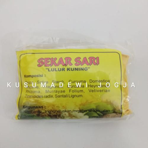 Foto Produk sekar sari lulur kuning dari Kusuma Dewi