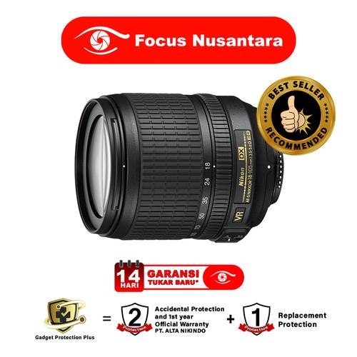 Foto Produk NIKON AF-S DX 18-105mm f/3.5-5.6G ED VR dari Focus Nusantara