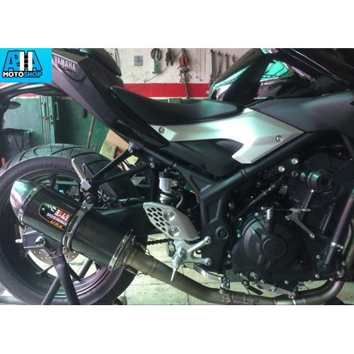 Foto Produk Header Knalpot Custom Arcspeed Yamaha R25 MT25 dari Alpha Motoshop