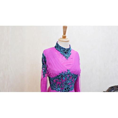 Foto Produk RAMADAN SALE - Dress/Gamis/Baju Pesta/Baju Lebaran R003-31 dari jakahong studio
