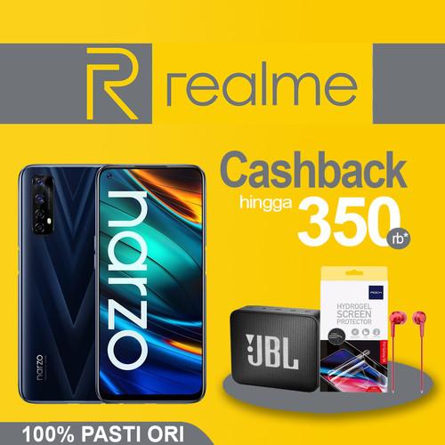 Foto Produk Realme Narzo 20 / 20 PRO 8/128GB Garansi Resmi 1 Tahun 4/64GB - Narzo 20 4/64, Non Bundle dari Dewa Ponsel Rakyat