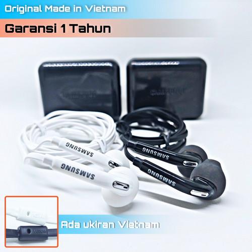 Foto Produk Earphone Samsung Headset A9 A8 A7 A5 A4 A3 Super Bass ORIGINAL 100% - Putih dari Charger Original Store