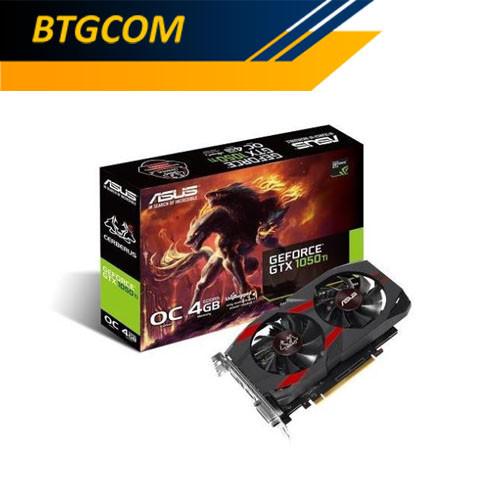 Foto Produk Asus GTX 1050 Ti OC Edition 4GB GDDR5 CERBERUS-GTX-1050TI-O4G VGA Card dari BTGCOM