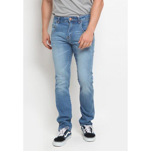 Foto Produk Wrangler Jeans Spencer SPENCSM7BC07P21 Light Blue - Light Blue, 27 dari Wrangler Indonesia