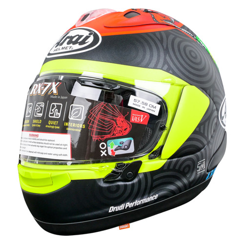 Foto Produk Arai SNI RX7X TATSUKI Helm Full Face - M dari Arai Indonesia
