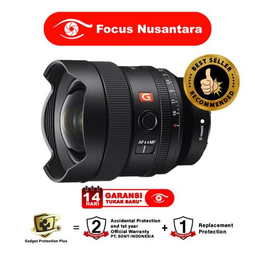 Foto Produk SONY FE 14mm F1.8 GM - Lensa Sony 14mm f/1.8 GM dari Focus Nusantara