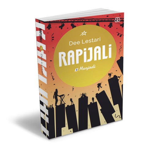 Foto Produk Buku Rapijali 2 - Dee Lestari dari Mizanstore Jakarta