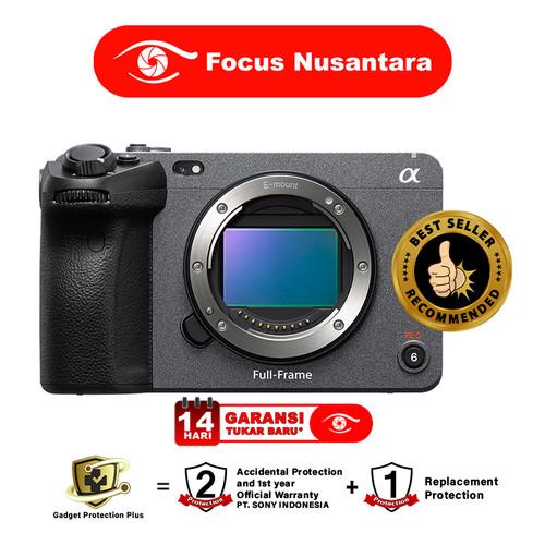 Foto Produk SONY FX3 Full-frame Cinema Line (Body Only) dari Focus Nusantara
