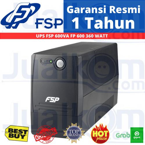 Foto Produk UPS FSP 600VA FP 600 dari Karya Citra Computers