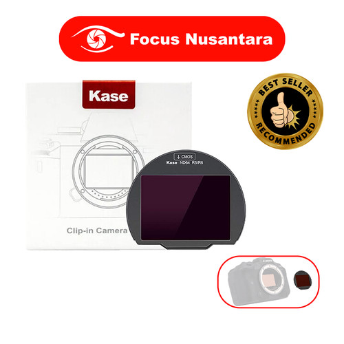 Foto Produk KASE ND64 Clip-In Filter f/ Canon R5/R6 dari Focus Nusantara