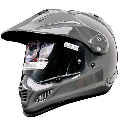 Foto Produk Arai SNI Tour-cross 3 Helm Full Face - Modern Grey - XL dari Arai Indonesia