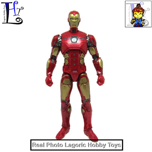 Foto Produk Marvel Legends Ironman [Gamerverse] Hasbro Loose V2 Mainan Figure dari Lagoric Hobby Toys
