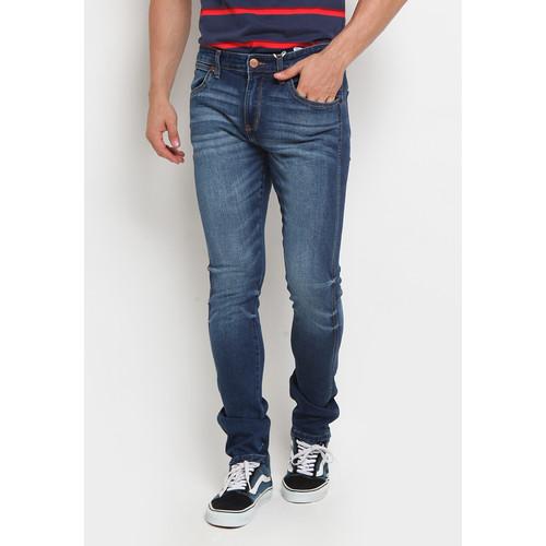 Foto Produk Wrangler Vegas Jeans VEGASSP7BC06P21 Med Blue - Med Blue, 27 dari Wrangler Indonesia