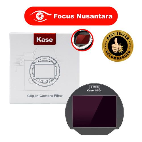 Foto Produk KASE ND64 Clip-In Filter f/ Fujifilm X dari Focus Nusantara