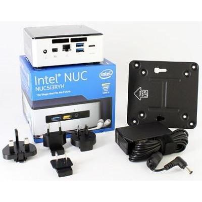 Foto Produk MINI PC I3 INTEL NUC5I3RYH MEMORY 4GB SSD SATA 120GB dari Yoestore