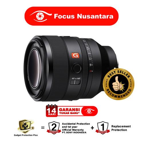 Foto Produk SONY FE 50mm f/1.2 GM Lensa / FE 50mm f1.2 GM - Garansi Resmi dari Focus Nusantara