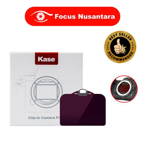 Foto Produk KASE ND64 Clip-In Filter f/ Nikon Z6/Z7 dari Focus Nusantara