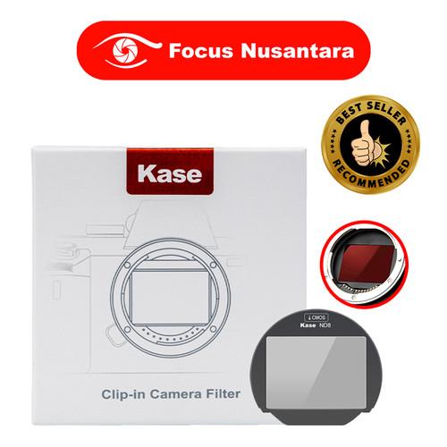 Foto Produk KASE ND8 Clip-In Filter f/ Fujifilm X dari Focus Nusantara