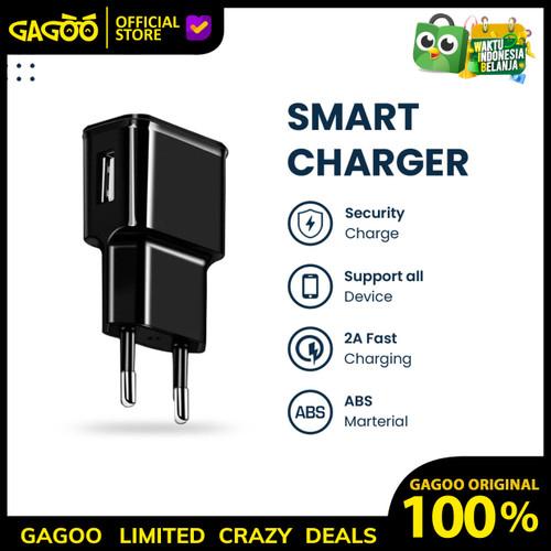 Foto Produk Charger Adaptor Smartwatch dari Gagoo Official Store