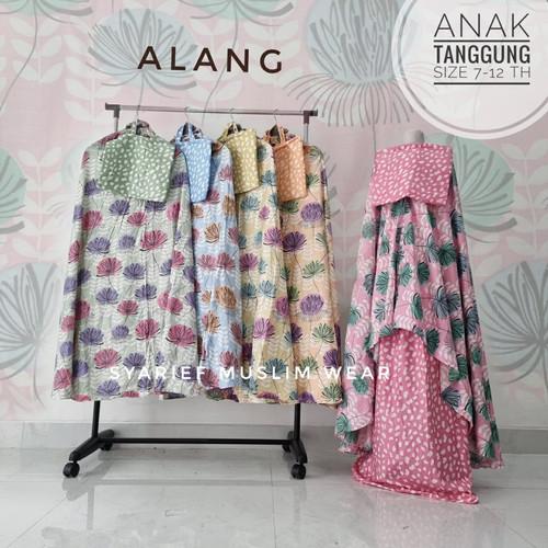 Foto Produk Mukena Anak Katun Bali Super - Model Setelan (100% Asli) dari Syarief Muslim Wear