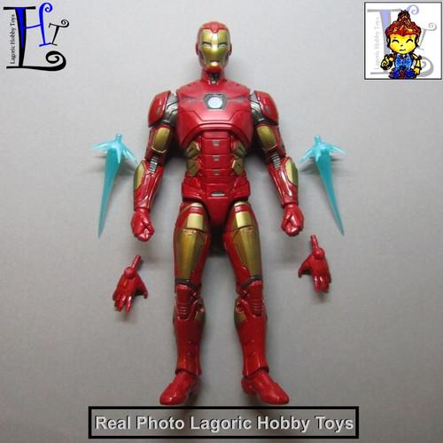 Foto Produk Marvel Legends Ironman [Gamerverse] Hasbro Loose V1 Mainan Figure dari Lagoric Hobby Toys