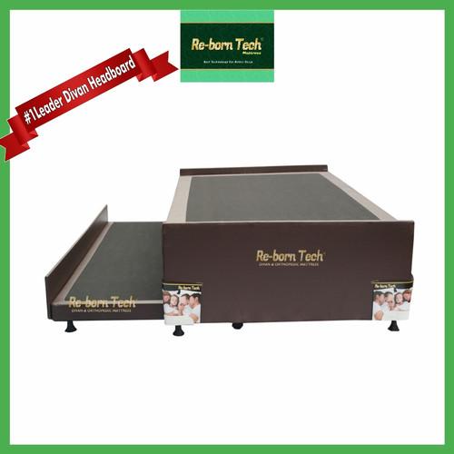 Foto Produk Divan dipan sorong tempat tidur 2 in 1 Re-born Tech® - 90x200 dari Re-born Tech