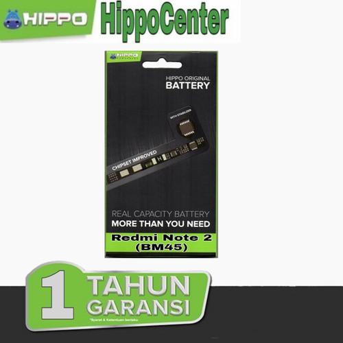Foto Produk Baterai Hippo Xiaomi Redmi Note 2 ( BM45 ) dari HippoCenter