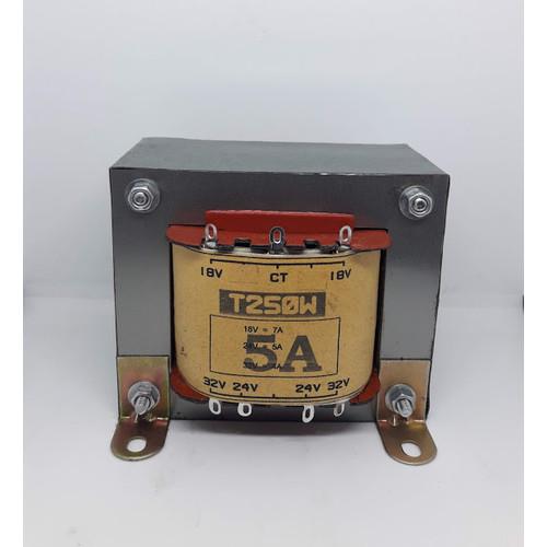 Foto Produk Trafo Audio 5A / 250W dari YONIX
