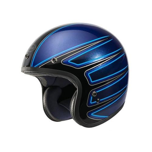 Foto Produk Arai SNI Classic Mod Elcamino Helm Retro - Blue - L dari Arai Indonesia