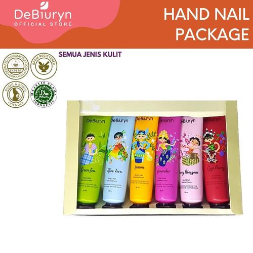 Foto Produk DeBiuryn Hand & Nail Essential Cream Package dari Debiuryn Dermacosmetics