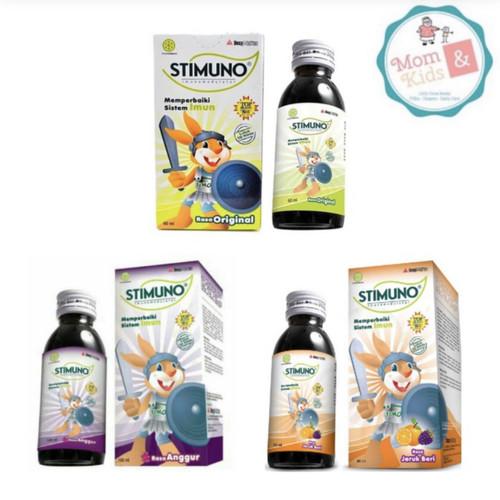 Foto Produk Stimuno Syrup Anak 100 ml / Stimuno Anak 100ml - Original dari Toko Susu Mom n Kids