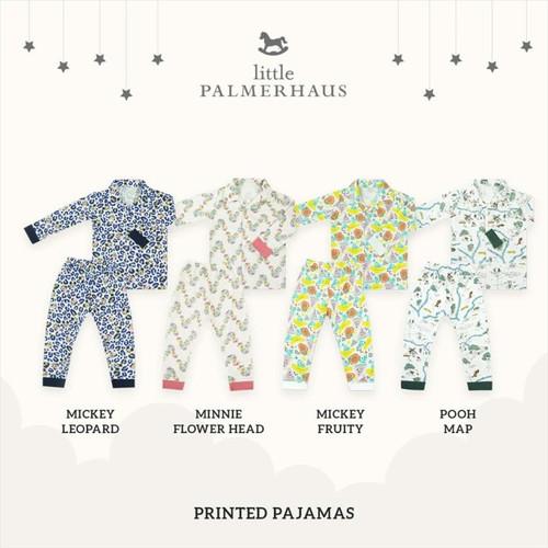 Foto Produk Little Palmerhaus - Disney Printed Pajamas (Piyama Bayi/Anak)1-3 TH - MICKEY FRUITY, 1 Year dari Little Palmerhaus