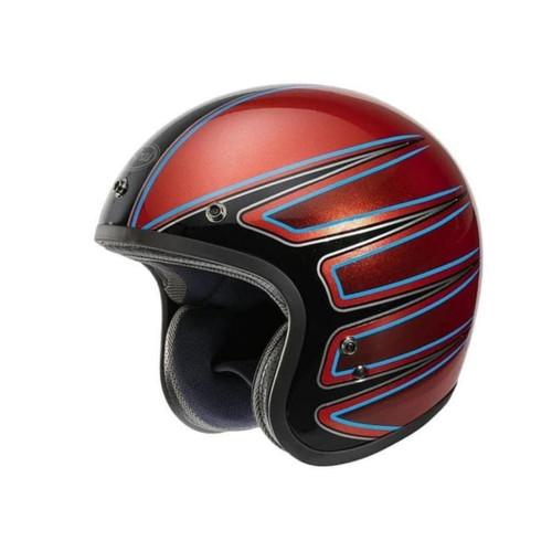 Foto Produk Arai SNI Classic Mod Elcamino Helm Retro - Red - L dari Arai Indonesia