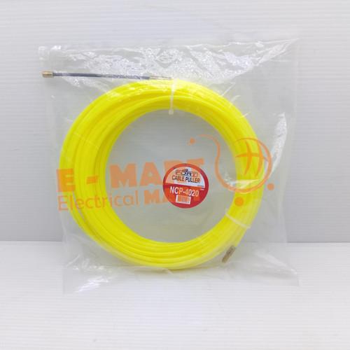 Foto Produk CABLE PULLER Nylon 15M 30M / Penarik Kabel 4015 4030 dari ElectricalMART ID