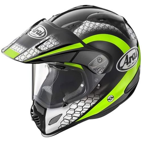 Foto Produk Arai Tour Cross 3 MESH Original Helm Full Face - Yellow - S dari Arai Indonesia